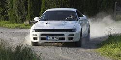 Toyota Celica Turbo 4WD Carlos Sainz, Front