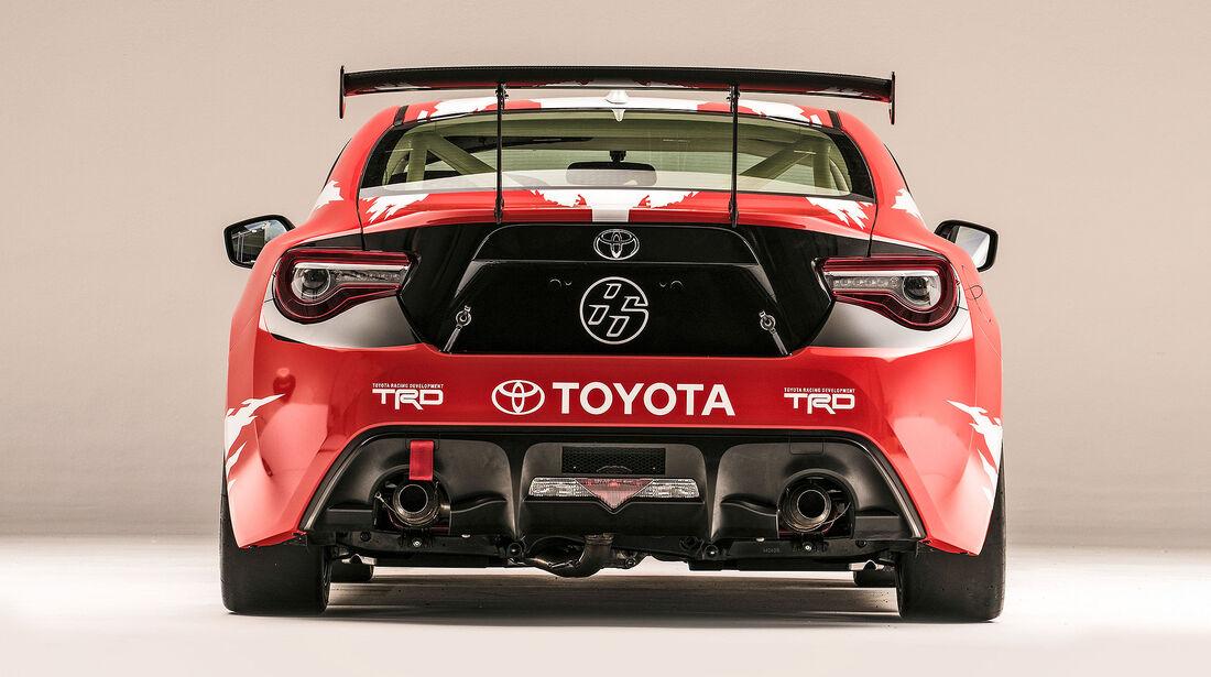 Toyota Concept Cars Sema 2016