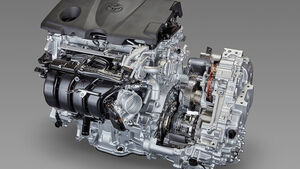 Toyota Dynamic Force Engines 2,5-Liter-Vierzylinder