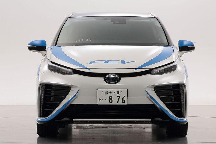 Toyota FCV Rallyeversion