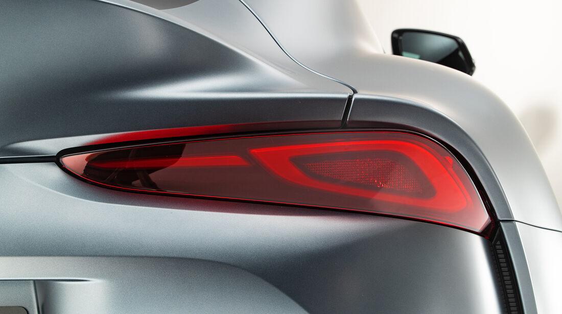 Toyota GR Supra A90 (2019)