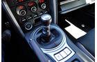 Toyota GT 86, Mittelkonsole, Schalthebel