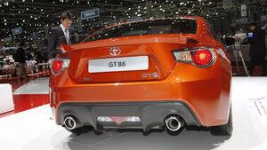 Toyota GT86 Auto-Salon Genf 2012