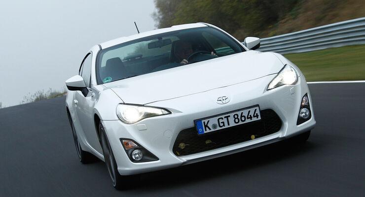 Toyota Gt86 Im Supertest Wie Konkurrenzfähig Ist Der Japaner