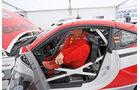 Toyota GT86 R3, Einsteigen, Überrollkäfig