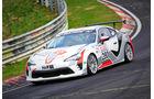Toyota GT86 -  Startnummer #280 - Toyota Gazoo Racing - SP3 - VLN 2019 - Langstreckenmeisterschaft - Nürburgring - Nordschleife