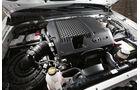 Toyota Hilux 3.0 D-4D, Motor