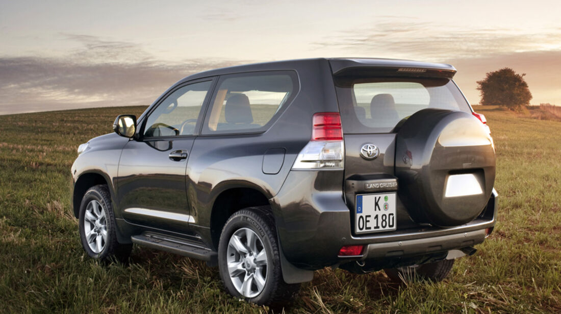 Toyota Land Cruiser 3-Türer