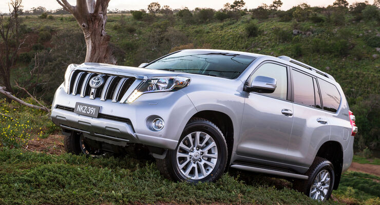 Toyota Land Cruiser Prado MY 2015