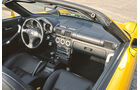 Toyota MR2, Cockpit