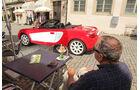 Toyota MR2 Competition, Seitenansicht