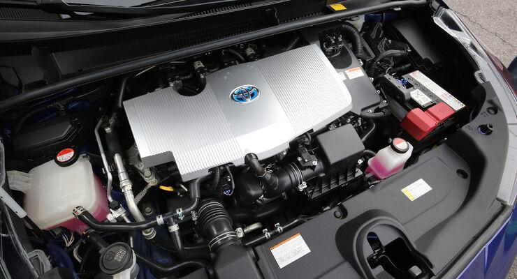 2,4 Millionen Hybridautos müssen in die Werkstätten — Toyota