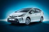 Toyota Prius + Facelift