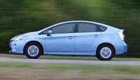 Toyota Prius Plug-In Hybrid, Seitenansicht