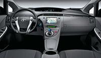 Toyota Prius Plug-in, Cockpit