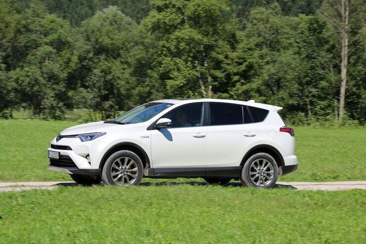 toyota rav4 hybrid 2016 im test auto motor und sport. Black Bedroom Furniture Sets. Home Design Ideas