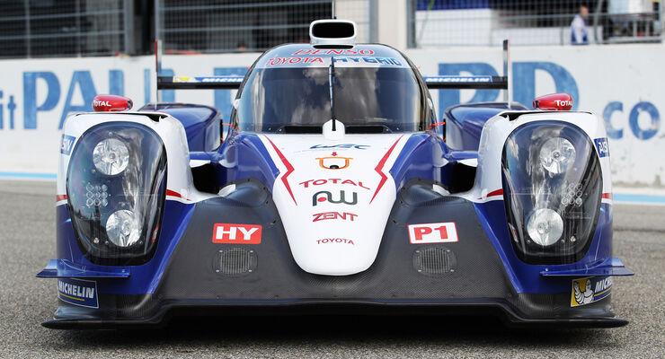 Toyota TS040 Hybrid - LMP1 2014
