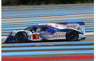 Toyota TS040 - WEC-Test - Prolog - Paul Ricard - 2015