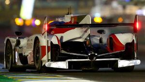 Toyota TS050 - 24h Le Mans 2017