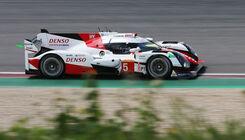 Toyota mit drei Autos in Le Mans