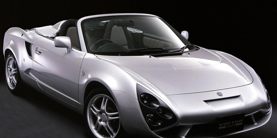 Toyota VM 180 Zagato