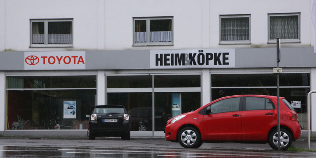 Toyota-Werkstatt, Heim & Köpke