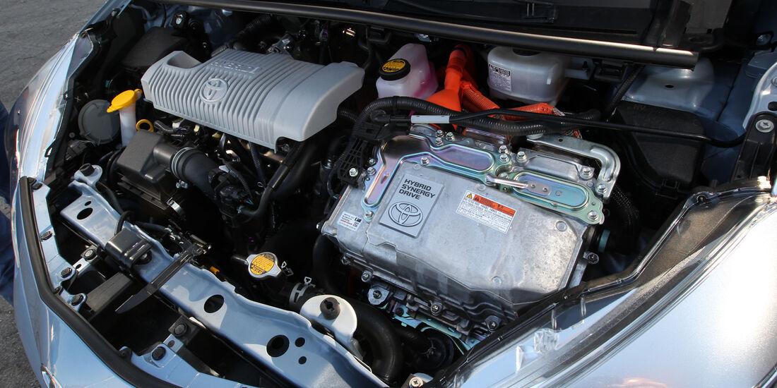 Toyota Yaris 1.5 VVT-i Hybrid Life, Motor
