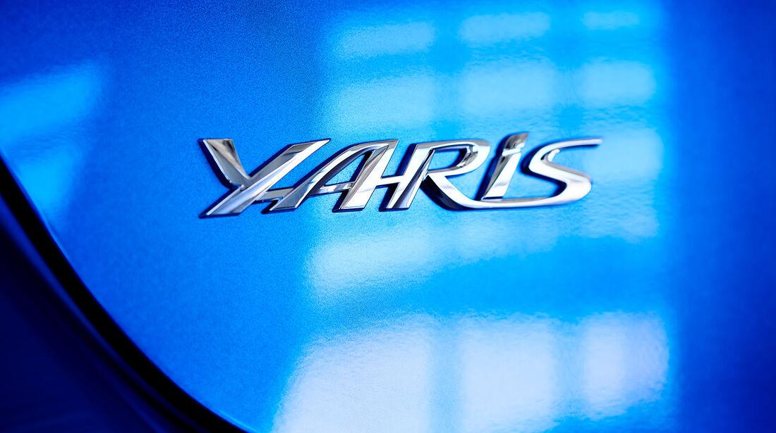 Toyota Yaris 2020 Neuvorstellung New York Auto Show 2019