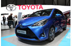 Toyota Yaris Facelift 2017
