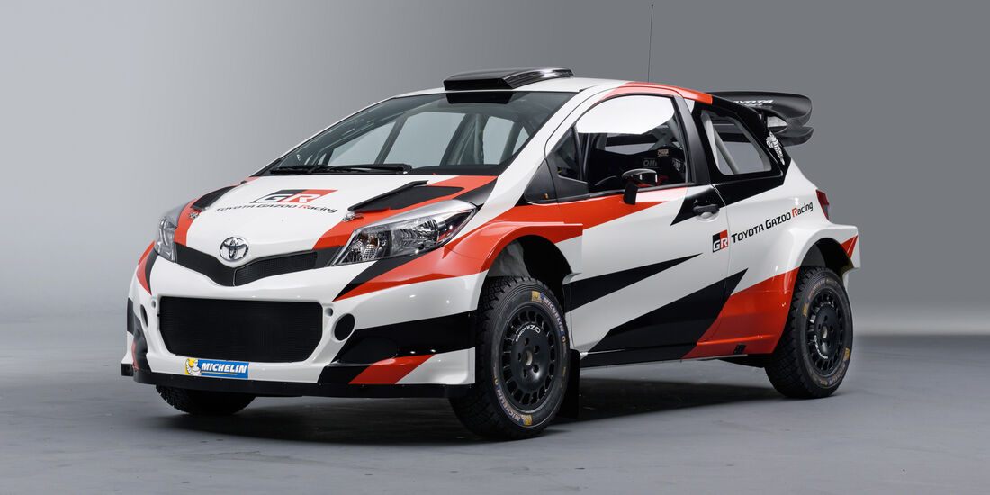 Toyota Yaris - Gazoo Racing - 2016