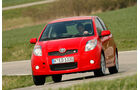 Toyota Yaris TS, Frontansicht