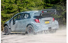 Toyota Yaris WRC 2017 - Test