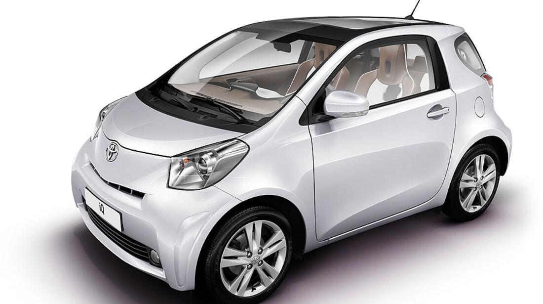 Toyota iQ Collection