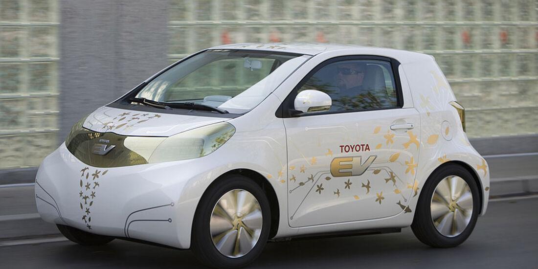 Toyota iQ E-Version