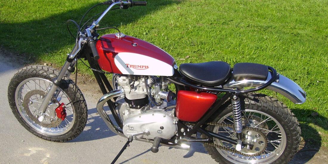 Triumph Bonneville T 140