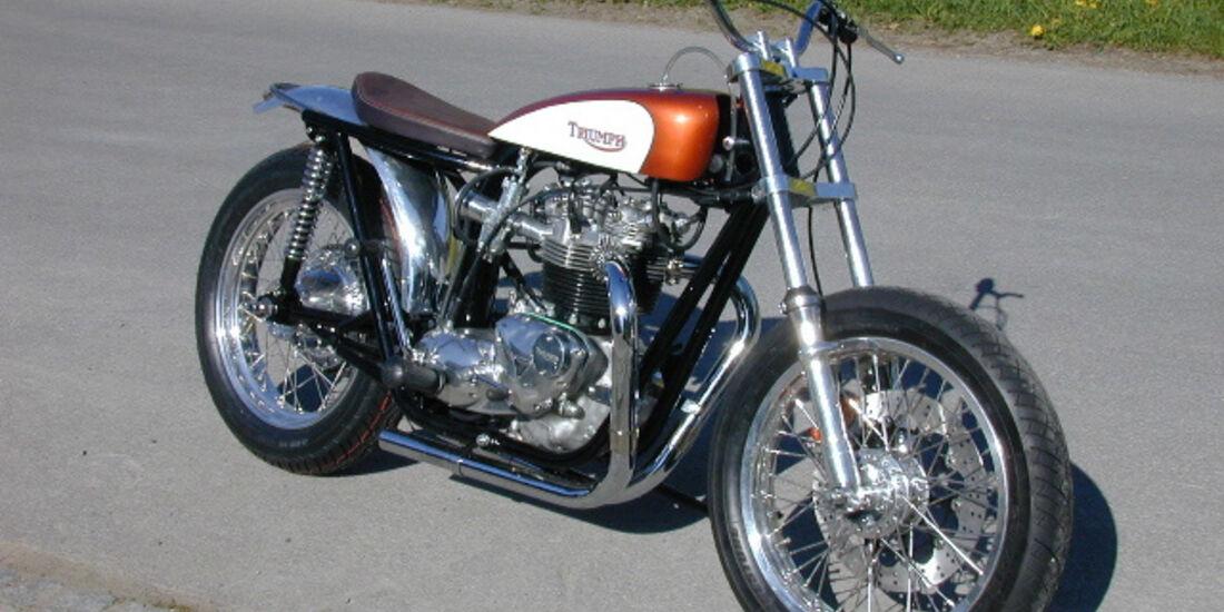 Triumph Bonneville TT 20R