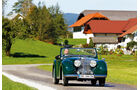 Triumph Roadster 2000, Frontansicht