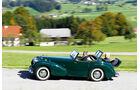 Triumph Roadster 2000, Seitenansicht