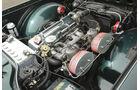 Triumph TR 4A, Motor