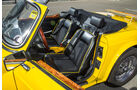 Triumph TR 6, Fahrersitz
