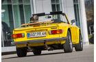 Triumph TR 6, Heckansicht