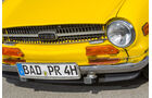 Triumph TR6, Kühlergrill