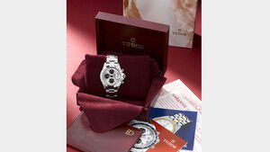 Tudor Chrono Time 2009
