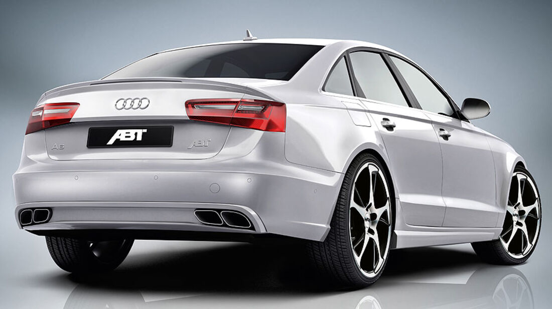 Tuner, Abt Sportsline, Audi A6