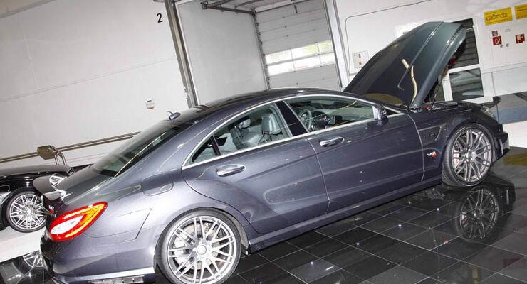 Tuner Brabus Mercedes CLS Rocket IAA