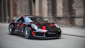 Tuning, Porsche 911 Turbo S, edo competition