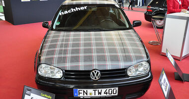 Tuning World Bodensee 2014, VW Golf IV, Tuning