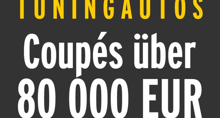 Tuningautos - Coupés über 80 000 EUR