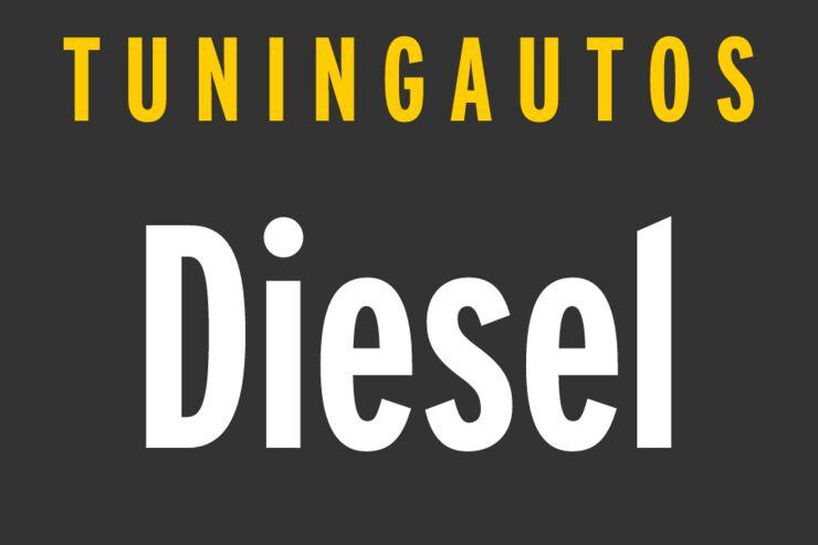 Tuningautos - Diesel