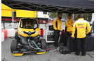 Twizy Renault Sport F1 Concept Car, Ladestation